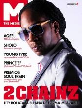 The Medizine Magazine Diciembre 2011