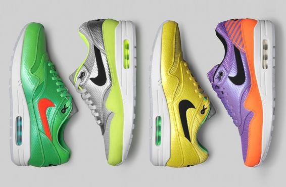 """Nike Air Max 1 FB Premium QS """"Mercurial"""" Pack"""