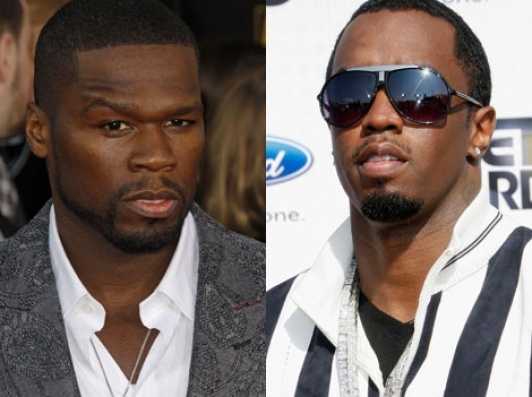 50 Cent declara que el nuevo single de Diddy, «Big Homie», es una basura