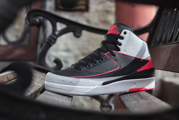 """Air Jordan II """"Infrared/Speckle"""""""