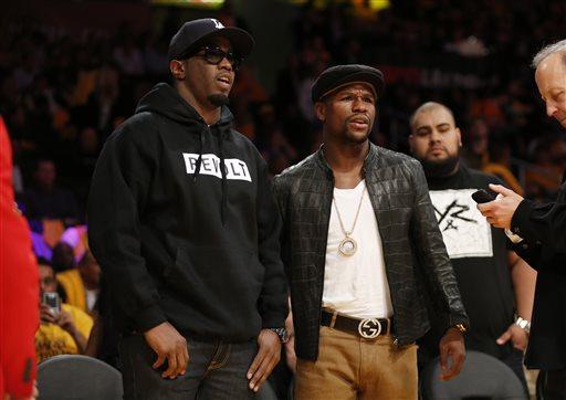 Diddy, Dr. Dre, Rick Ross y Mayweather interesados en comprar Los Ángeles Clippers