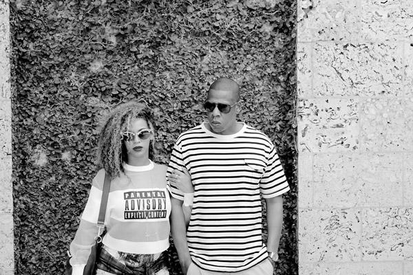 Jay-Z, Beyoncé y Blue Ivy disfrutan sus vacaciones en República Dominicana