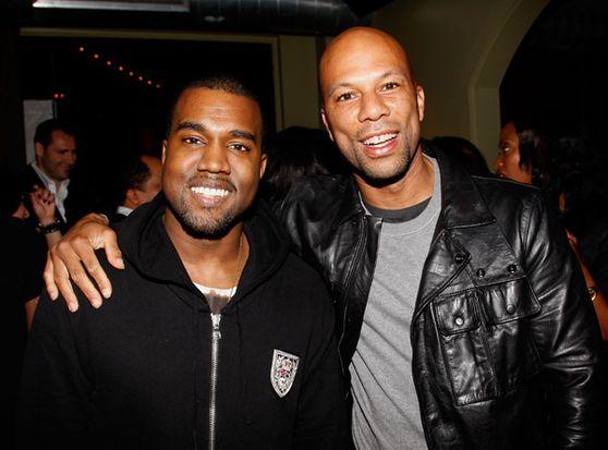 Kanye West y Common comienzan una iniciativa para crear 20.000 puestos de trabajo para jóvenes en Chicago