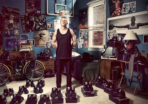 ¿ Macklemore el siguiente en Jordan Brand ?