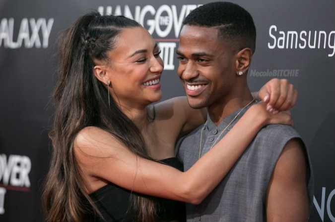 Big Sean y Naya Rivera suspenden su boda