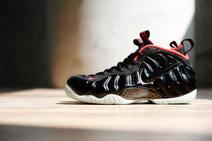 Nike Air Foamposite Pro «Solar Red»
