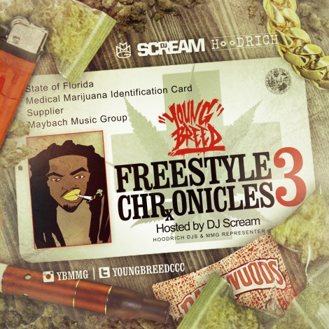 Young Breed – Freestyle Chronicles 3