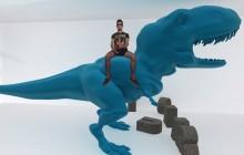 Arufe – Dinosaurio