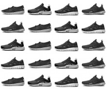 "Nike ""Genealogy of Free"" Black Pack"