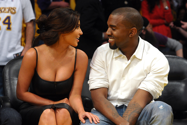 Kanye West le regala diez franquicias de Burger King a Kim Kardashian