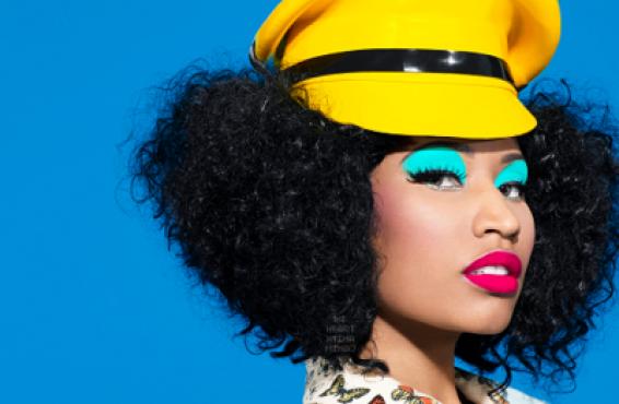 Nicki Minaj – Pink Friday: Roman Reloaded The Re-Up (Tracklist y portada)