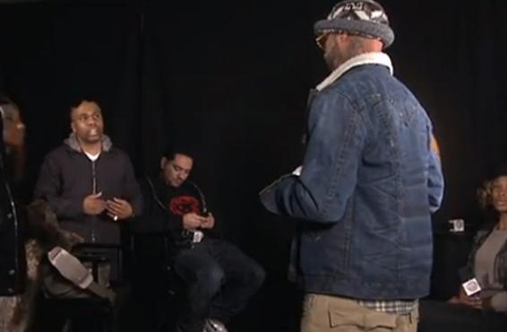 Consequence ataca a Joe Budden tras la grabación de un programa de televisión