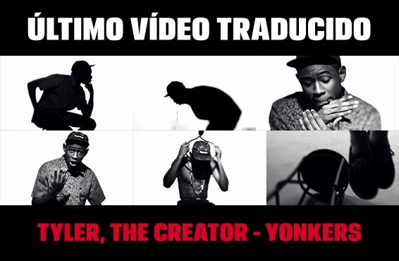 Nuevo vídeo subtitulado: Tyler the Creator – Yonkers