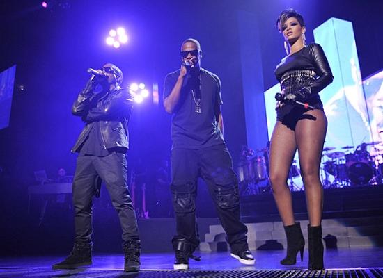 Un preso demanda a  Jay-Z, Beyoncé, Kanye West y Rihanna, entre otros, por 2.400 millones de dólares