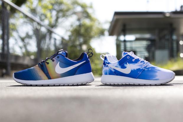 "Nike Roshe Run "" Print"" Santa Monica Pack"