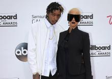 La alfombra roja del Billboard Music Awards 2014