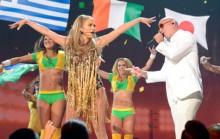 Jennifer López y Pitbull interpretan «We Are One» en los Billboard Music Awards 2014