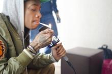 Wiz Khalifa es arrestado por posesión de marihuana en Texas [ACTUALIZACIÓN: Wiz anuncia su liberación]