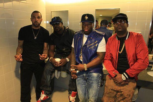 50 Cent confirma la vuelta de G-Unit con el lanzamiento de un nuevo álbum
