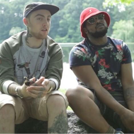 Mac Miller – Melt (feat. ScHoolboy Q)
