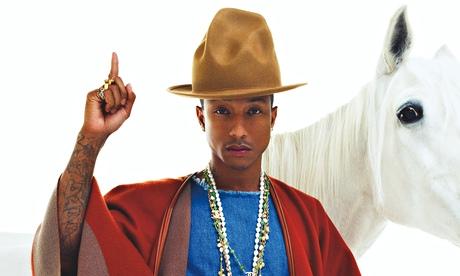 Pharrell, Pitbull y Dr. Luke tendrán su propia estrella en el Paseo de la Fama de Hollywood