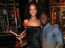 Rihanna gana el premio a la «mujer más deseada del mundo» en los Guys Choice Awards