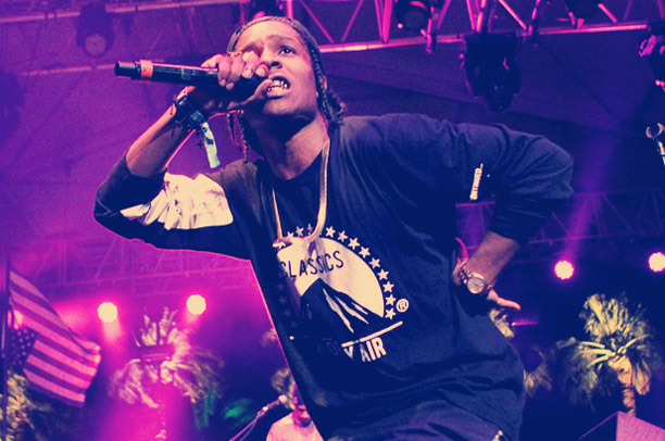 A$AP Rocky actuará en el Monegros Desert Festival
