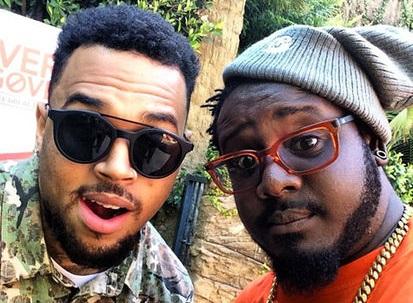 Chris Brown es recibido con una fiesta sorpresa tras su salida de prisión