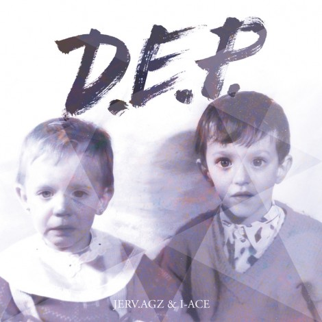 Jerv.agz & I-Ace presentan su nuevo maxi, «D.E.P.»