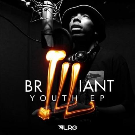 Dizzy Wright & Bishop Nehru – BrILLiant Youth EP
