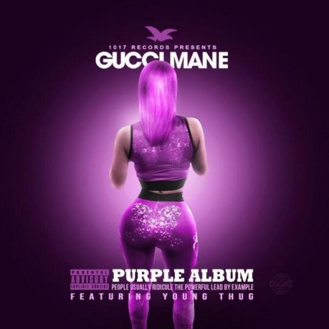 Gucci Mane & Young Thug – The Purple Album