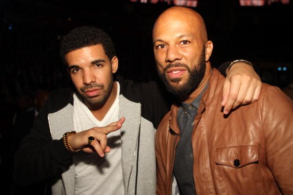 Common admite que su beef con Drake se produjo a causa de Serena Williams