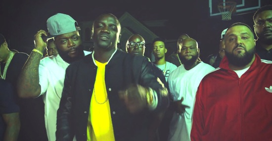 DJ-Khaled-Feat.-Scarface-Jadakiss-Meek-Mill-Akon-John-Legend-Anthony-Hamilton-Never-Surrender-Official-Video