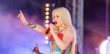 Iggy Azalea interpreta 'Fancy' y 'Work' en Today Show