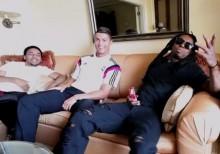 Lil Wayne y Cristiano Ronaldo anuncian el nuevo trabajo de Euro en Weezy Wednesdays