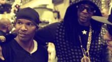 Jamie Foxx, 2 Chainz y DJ Mustard demandados por derechos de autor en su single 'Party Ain't A Party'