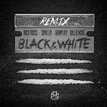 Rick Ross – Black & White (Remix) (feat. Killer Mike, Gunplay & Stalley)