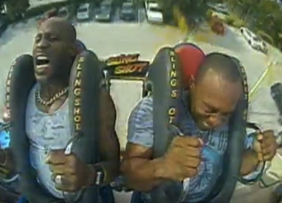 DMX slingshot screaming - Chequeo mensual: agosto
