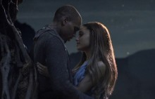 chris-brown-ariana-grande dont be gone for too long video