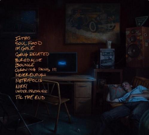 logic debut tracklist