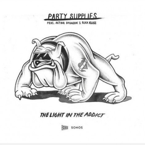 Action Bronson & Party Supplies – The Light In The Addict (feat. Black Atlass)