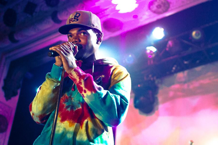 Chance The Rapper anuncia un proyecto junto a su banda Social Experiment
