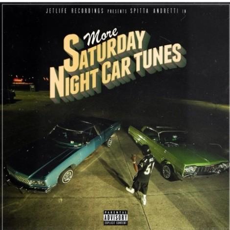 Curren$y – More Saturday Night Car Tunes