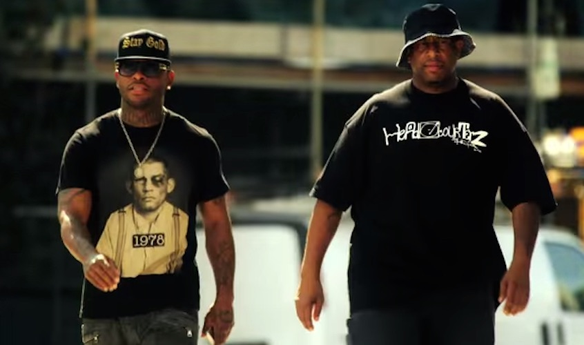 DJ Premier y Royce Da 5'9″ presentan el tracklist y portada de su álbum conjunto