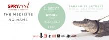 C. Tangana, Moonchild, Kid Sun y Ceks actuarán el sábado 25 de octubre en Gijón