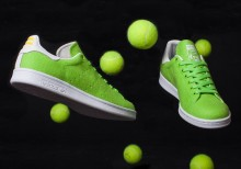 "Pharrell x adidas Originals Stan Smith ""Tennis"" Pack"
