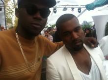 Theophilus London afirma que el nuevo álbum de Kanye West todavía no está acabado