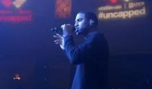 Trey Songz interpreta 'Foreign' en NYC