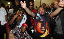 DJ Mustard, Ty$, Lil Boosie, YG y TeeFlii actúan en los BET Hip Hop Awards