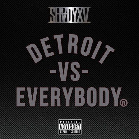 Eminem – Detroit Vs. Everybody (feat. Royce Da 5'9″, Big Sean, Danny Brown, DeJ Loaf & Trick Trick)